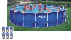 Intex 28251EH + 29000E-6pk