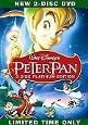 Peter Pan DVD 2007 2-Disc Set Platinum Edition New free shipping by CM shop -  Disney
