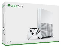 Xbox One S 2TB Console - Launch Edition [Discontinued] -  Microsoft