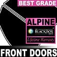 The Black Box Tint 1-1051-30069-11-Front Doors 20%