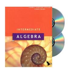 Hawkes Learning Systems Courseware: Intermediate Algebra -  Quant Systems