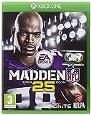 Madden 25 Microsoft XBox One Game UK