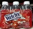 Welch's Apple Cranberry Juice 6-10 Oz Bottles Per Pack (Pack of 2)