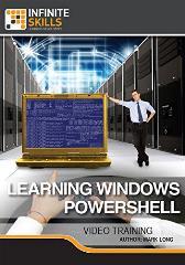 Learning Windows PowerShell [Online Code] -  Infiniteskills
