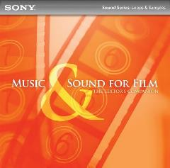 Music & Sound for Film: The Editor's Companion [Download] -  Sony Creative Software