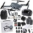 DJI Mavic Pro FLY MORE COMBO Collapsible Quadcopter Drone Starters Bundle -  SSE