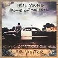 The Visitor (2LP) -  Neil Young + Promise of the Real, Vinyl