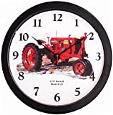 "New Massive Farmall Model F-20 Tractor 14"" Wall Clock F20 -  Typhoon"
