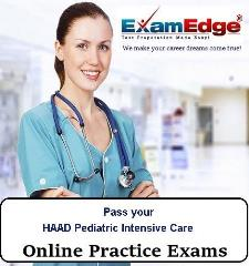 Pass your HAAD Pediatric Intensive Care (5 Practice Tests) -  Exam Edge, LLC