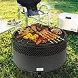 Portable Electric Barbecue Smokeless Backyard Grill Oven Outdoor BBQ -  Alek...Shop