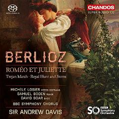 Berlioz: Romeo and Juliet -  Michèle Losier, Audio CD