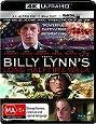 Billy Lynn's Long Half Time Walk 4K UHD Blu-ray | Ang Lee's
