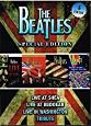 """THE BEATLES SPECIAL EDITION 5 DVD'S """"LIVE AT SHEA, LIVE AT BUDOKAN, LIVE IN WASHINGTON & TRIBUTE"""" -  Rated G"""
