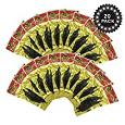 BEST Premium Natural Style Kippered Cut Thick Strips 1.75 OZ. Buffalo Jerky - No Preservatives - High Protein - Low Carbs - Buy Multiple Packs & Save! (Buffalo Original, Original 20 Pack) -  Climax Jerky